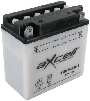 Batterie 12N9-4B Dirt Bike 250cc