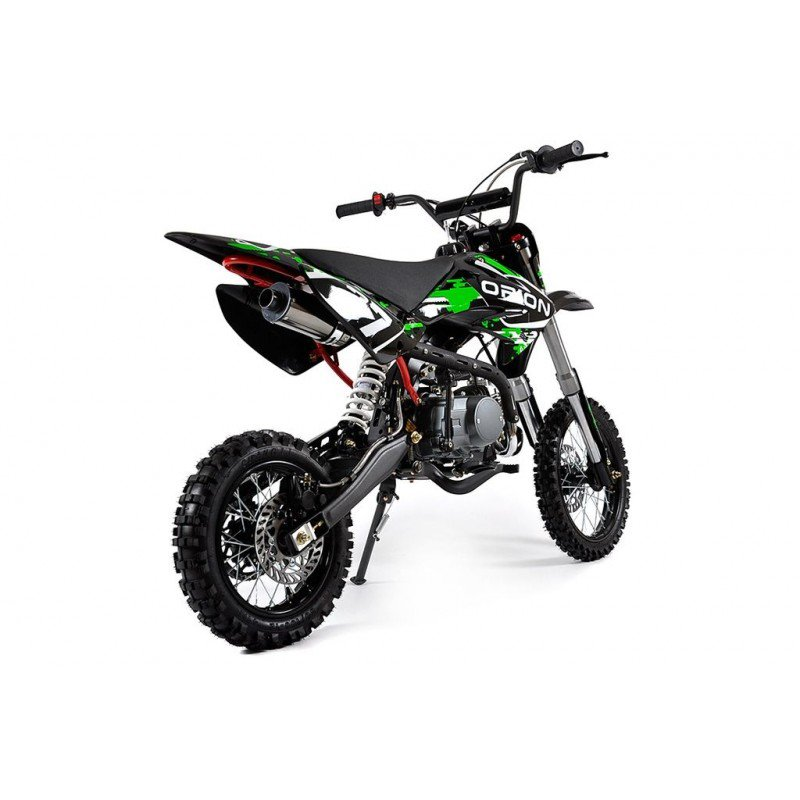 Dirt Bike AGB37 CRF1 125cc APOLLO ORION 17/14 Noir/Vert