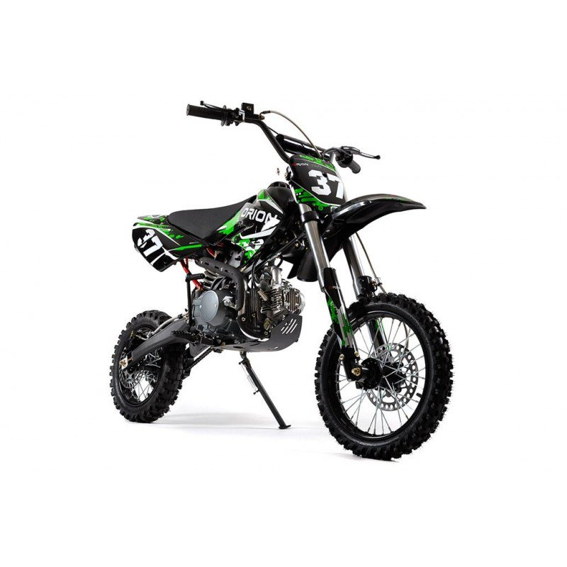 Dirt Bike AGB37 CRF1 ORION 125cc 14/12 Noir - Vert