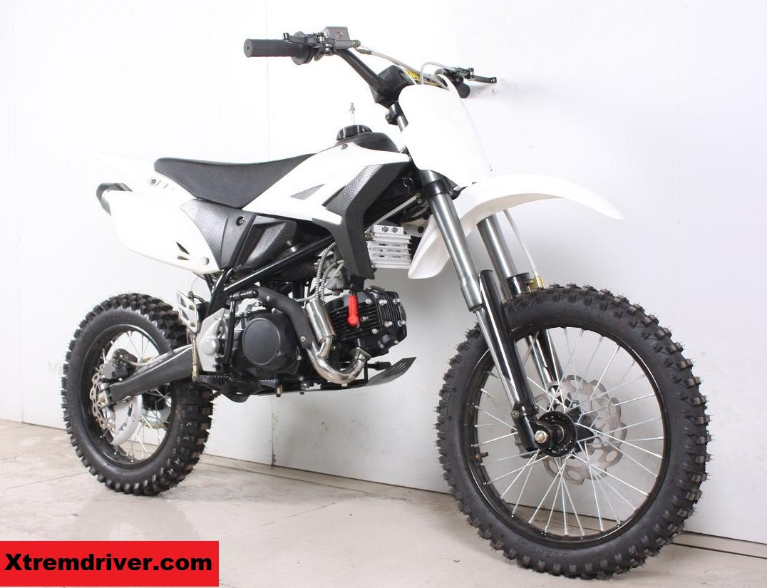 Dirt Bike AGB37 CRF3 Factory Orion 140cc 17-14