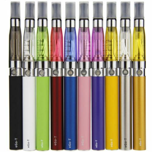Original Cigarette éléctronique EGO-T, 1100mah réel, Atom CE4
